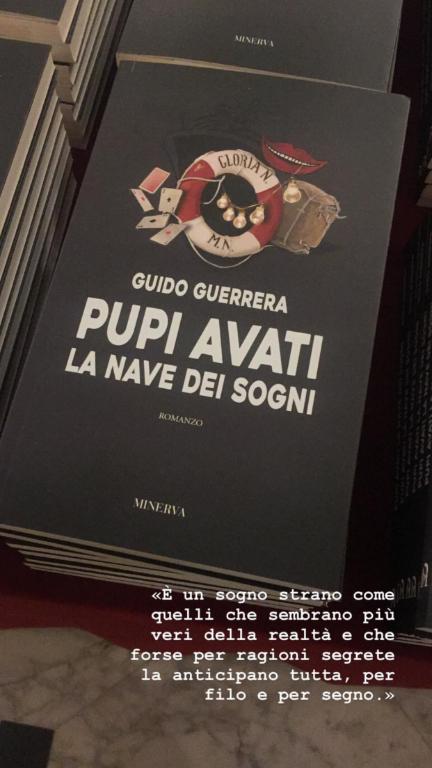 Guido-Guerrera---Pupi-Avati.-La-nave-dei-sogni---Minerva-edizioni