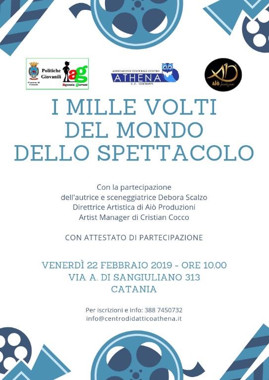 Il-22-febbraio-a-Catania,--Masterclass-di-e-con-Debora-Scalzo,-la-poliedrica-artista-in-un-progetto-col-patrocinio-del-Comune