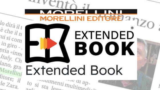Nasce Extended Book per 'aumentare' il romanzo. Svolta nel mondo editoriale dall'idea di Mauro Morellini