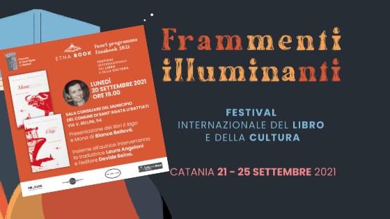 Inizia domani con il FUORI PROGRAMMA Bellová la III edizione di Etnabook