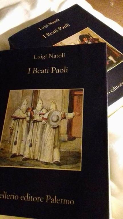 Luigi Natoli - I Beati Paoli - Sellerio - Le recensioni in LIBRIrtà