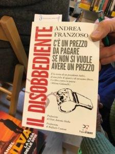 Andrea Franzoso - Il disobbediente - L'inchiesta