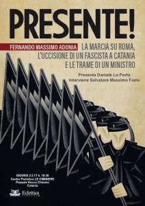 Fernando Massimo Adonia - PRESENTE! - Eclettica! - Le video recensioni