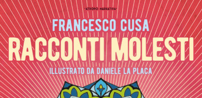 Francesco Cusa - Racconti molesti - Eris Edizioni