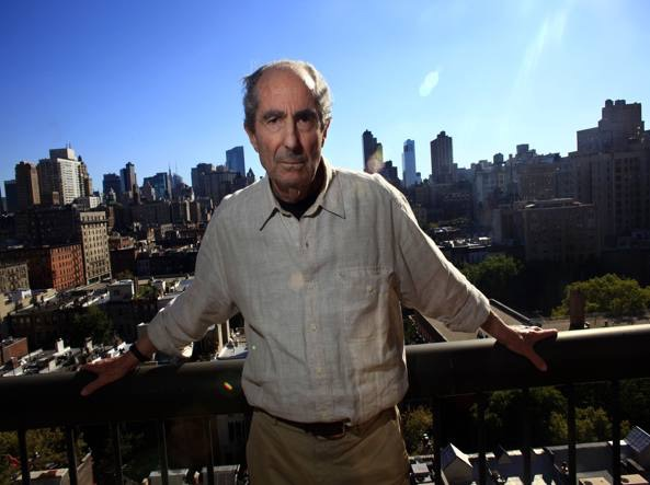 È morto Philip Roth