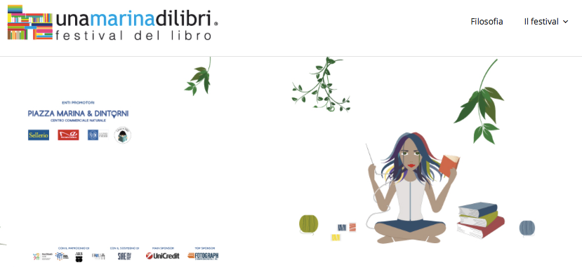 """Palermo - Inizia oggi """"Una marina di libri 2018"""""""