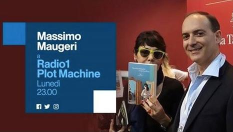 Massimo Maugeri a Rai Radio 1 per raccontare Cetti Curfino