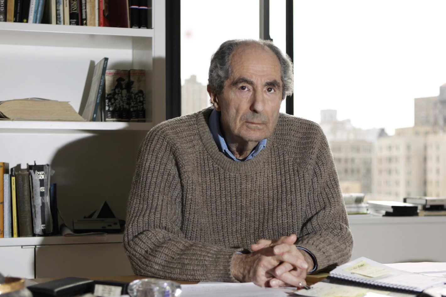 Philip Roth candidato al Nobel... da morto