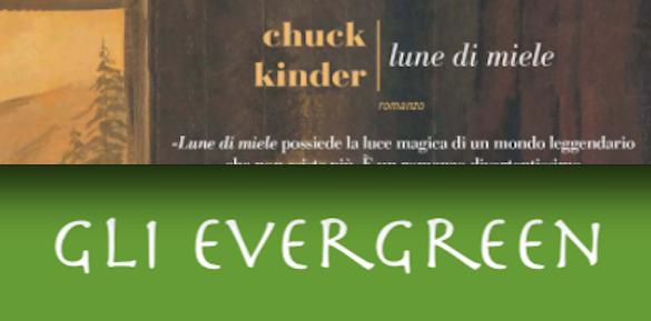 SPECIALE PRIMA - Chuck Kinder - Lune di miele - Fazi editore - Le recensioni in LIBRIrtà - Le Video recensioni