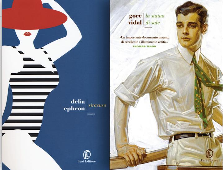 Due titoli per Fazi editore, da ieri nelle librerie italiane: ed è assalto!