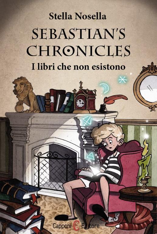 Stella Nosella - SEBASTIAN'S CHRONICLES - Capponi editore - Le recensioni in LIBRirtà