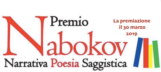 Premio Nabokov 2018 : ecco le cinquine dei finalisti delle tre sezioni