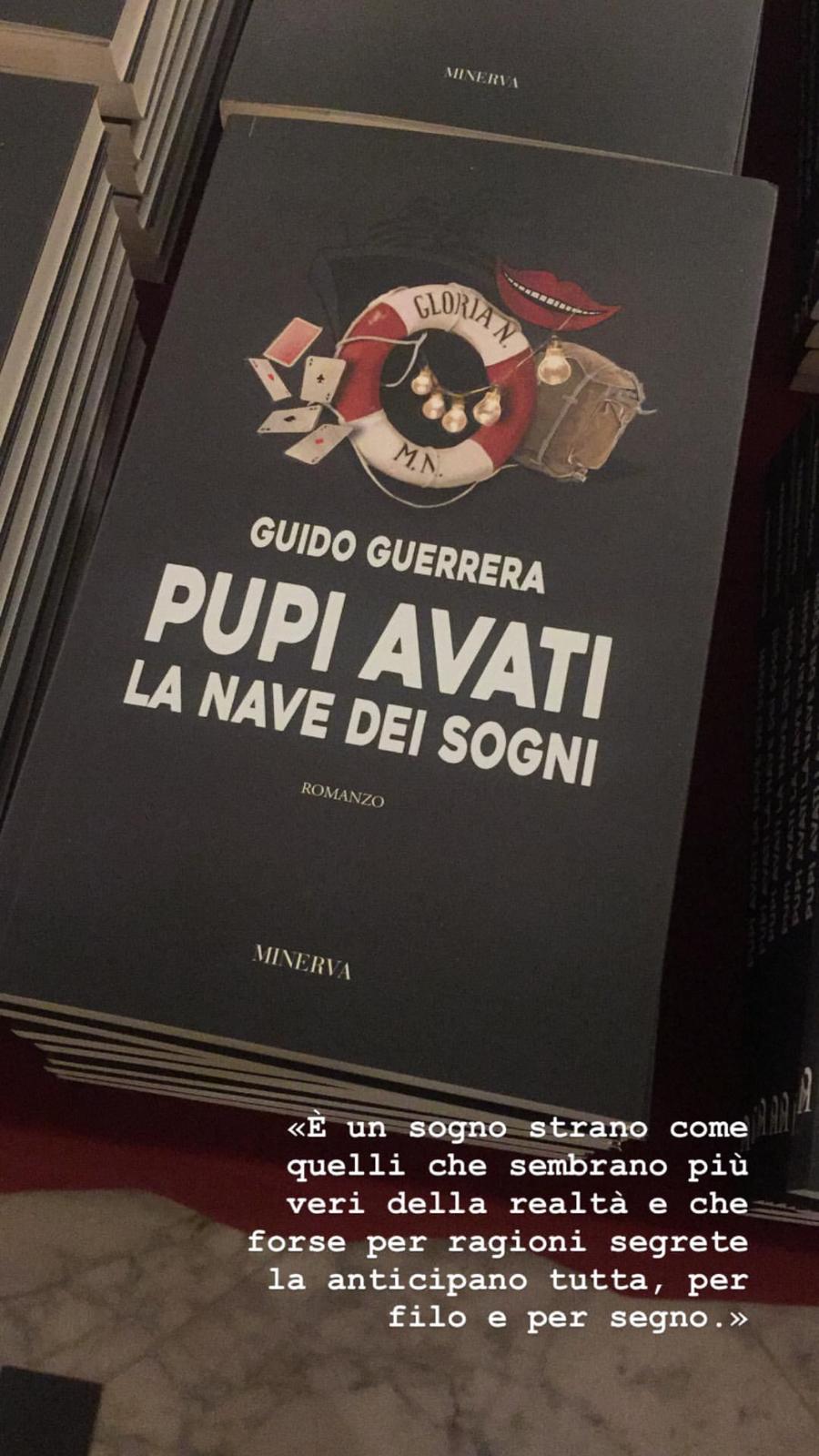 Guido Guerrera - Pupi Avati. La nave dei sogni - Minerva edizioni
