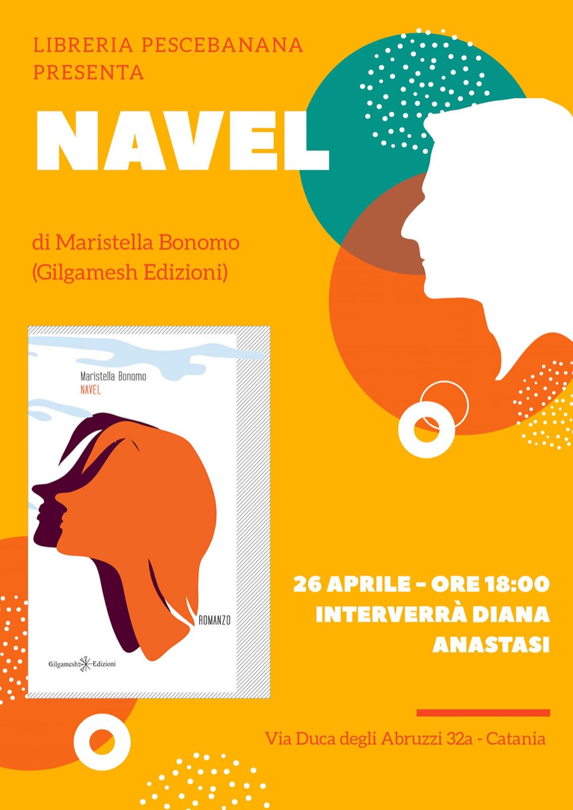 Maristella Bonomo - Navel - Gilgamesh