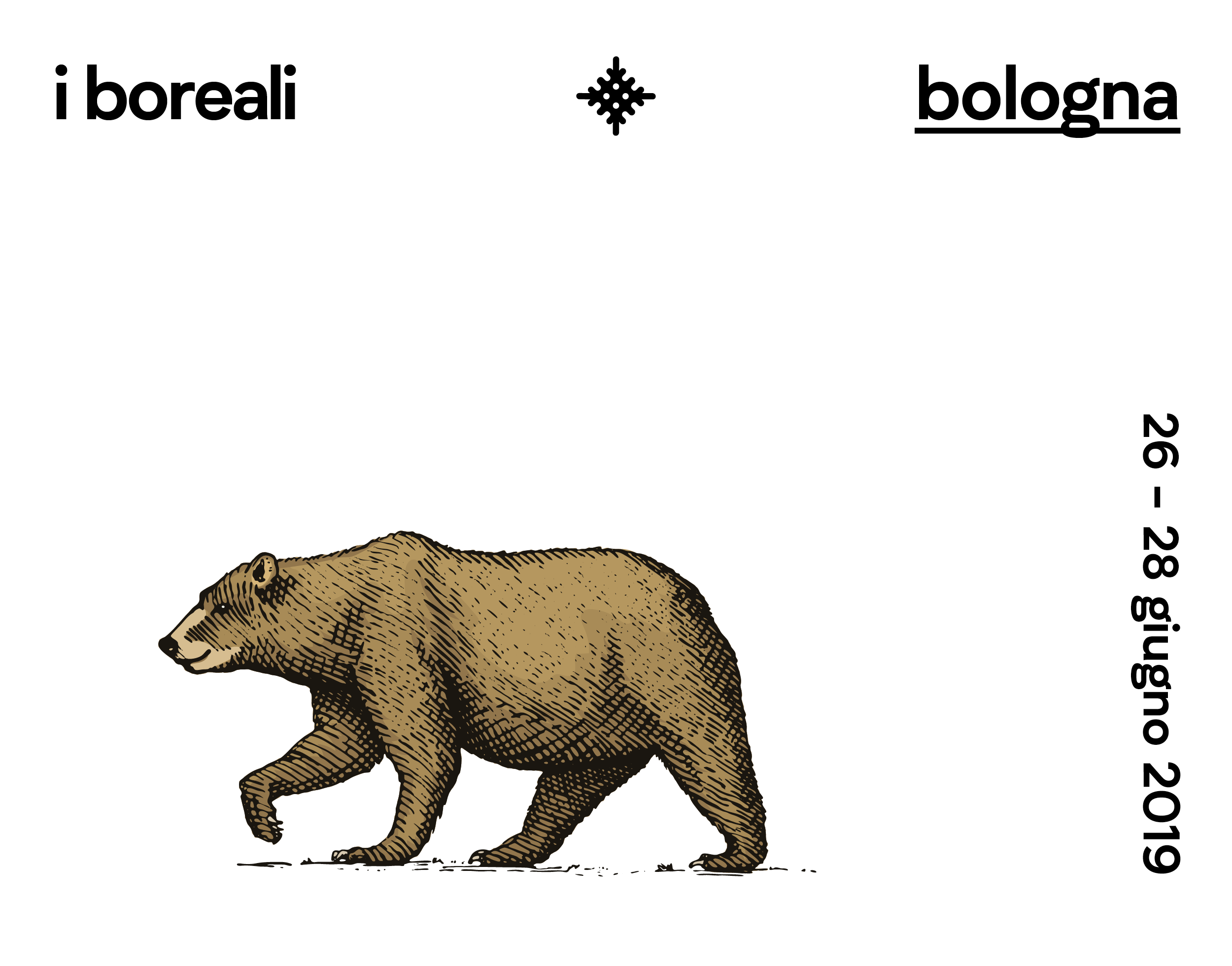 I Boreali dal 26 al 28 giugno prima volta a Bologna