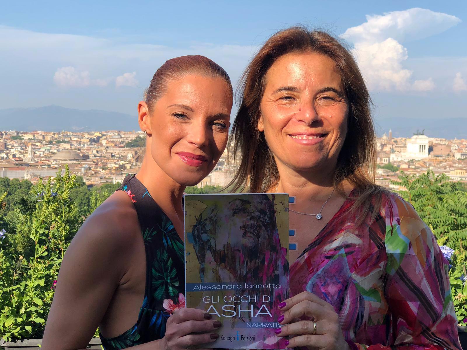 Alessandra Iannotta e la sua Asha per vivere come giusto che sia - Lunedì 5 agosto a Sezze (LT)