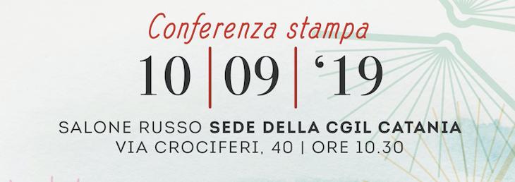 ETNABOOK - Stamane h. 10 presso la CGIL di Catania Conferenza Stampa e Presentazione Festival - AGGIORNAMENTO