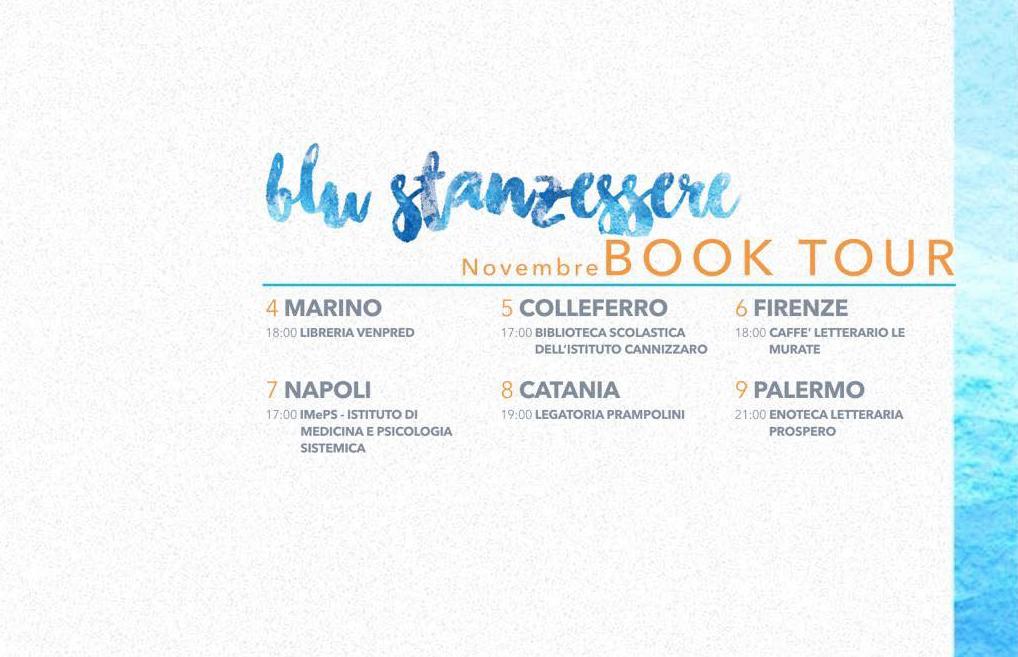 """Ancora un premio per """"Blu Stanzessere""""... e Ensemble edizioni annuncia il BookTour di Roberta Zanzonico"""