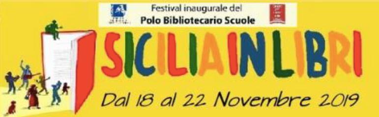 Sicilia in Libri, dal 18 al 22 novembre 2019
