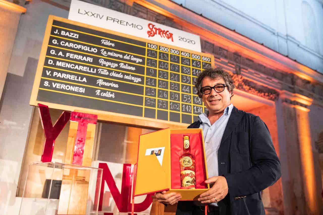 Veronesi bissa lo Strega: dopo la vittoria del 2006 si aggiudica l'edizione 2020