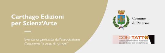 Libri, arte e scienza con Carthago edizioni dal 10 al 12 luglio a Paternò (Ct)